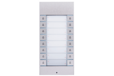 2N® Helios IP Vario - модуль расширения на 16 кнопок вызова