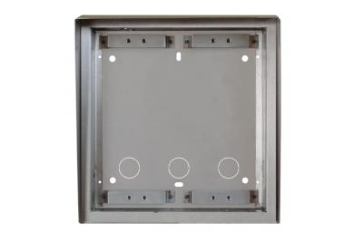 2N® Helios IP Vario - защитный козырек & монтажная коробка для 2 модулей