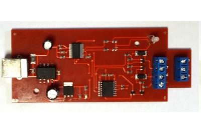 Преобразователь интерфейса GATE-USB/485
