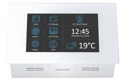 2N® Indoor Touch PoE - сенсорная панель (белая)