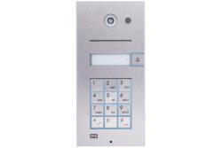 2N® Helios IP Vario - 1 кнопка вызова + клавиатура + камера