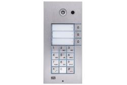 2N® Helios IP Vario - 3 кнопки вызова + клавиатура