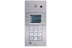 2N® Helios IP Vario - 3x2 кнопок вызова + клавиатура + дисплей