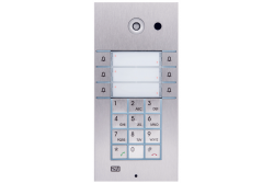 2N® Helios IP Vario - 3x2 кнопок вызова + клавиатура