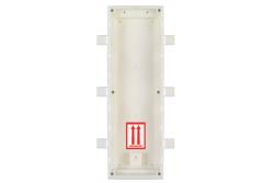 2N® Helios IP Verso - монтажная коробка, 3 модуля