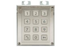 2N® Helios IP Verso - модуль клавиатуры