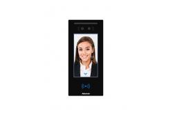 E16 Распознавание лиц, мобильный доступ, измерение температуры и обнаружение маски в одном устройстве.
